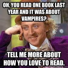 Book Blog Memes - weekend goodies carrie diaries trailer and some book snob memes