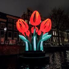 amsterdam light festival boat tour amsterdam light festival semi open boat tours tickets