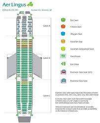 757 seat map aer lingus seat map my