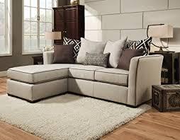 simmons antique memory foam sofa amazon com simmons upholstery 4202 04q linen stewart sleeper sofa