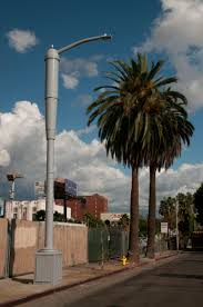 Poles For String Lights by La Dwellers Will See The Light And Stay Connected