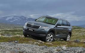 the jeremy clarkson review 2017 skoda kodiaq suv
