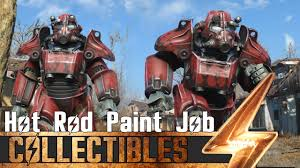 fallout 4 how to change color of power armor guide youtube