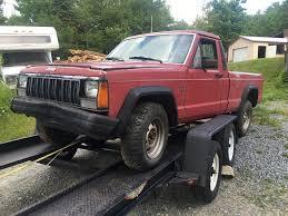 jeep comanche lowered 90 short box u003e 98 swap tapatalk