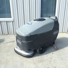 home floor scrubber advance warrior 28 disc floor scrubber preowned bortek industries