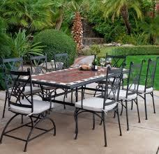 Iron Patio Furniture Sets Outdoor Wrought Iron Patio Furniture Decoration Ideas Gyleshomes Com
