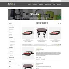 responsive furniture u0026 interior prestashop theme prestashop addons