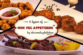 non veg party appetizers starters recipe by sharmilazkitchen