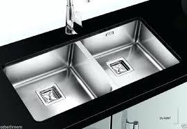 stainless steel double sink undermount black stainless steel sink undermount stainless steel kitchen sink
