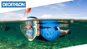 decathlon si e maschera snorkeling easybreath tribord decathlon italia