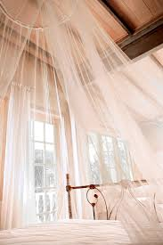 how to make canopy bed how to make a ceiling canopy hunker