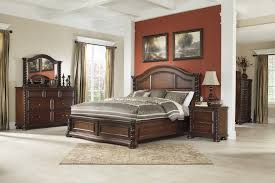 North Shore Canopy King Bed by Bedroom Simple Ashley Bedroom Sets Ashley Bedroom Sets King Size
