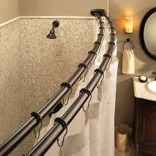 victorian bathroom design ideas curved curtain rod for bay window home design ideas shower curtain