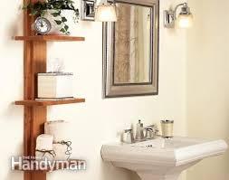 Bathroom Storage Shelf 105 Best Bathroom Shelf Plans Bathroom Cabinet Plans Images On