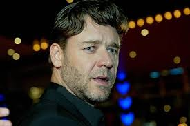 russell crowe makes a red carpet appearance for the premiere of