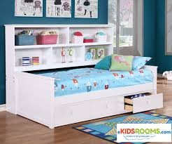 White Bookcase Daybed White Daybed With Bookcase Best Shower Collection