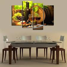 Dining Room Prints Canvas Kitchen Wall Kitchen Wall Canvas Prints Grapes