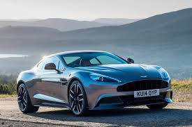 aston martin vanquish aston martin vanquish and vantage replacements coming before 2018