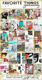 favorite things giveaway 2015