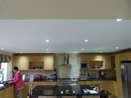 kitchen down lighting how led lighting was used to enhance a kitchen customer case