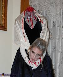 Marie Antoinette Halloween Costumes Diy Headless Marie Antoinette Halloween Costume Photo 2 2