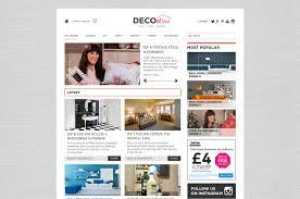 site deco vintage our portfolio of the best web design work