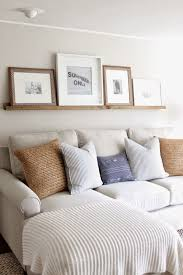 Gray Sofa Decor The Picket Fence Projects Family Room Follow Up U0026 Our Diy Picture