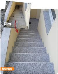 steinteppich verlegen treppe marmorix steinteppich aus flexiblen bodenfliesen für innen und