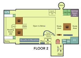maps of flite floors map of library floor