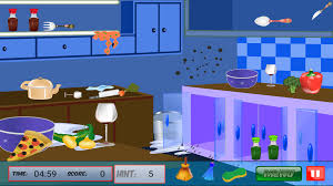 Cleaning Games For Girls Cleaning House Game Android Apps On Google Play