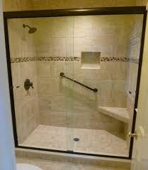 Bypass Shower Door Bypass Sliding Shower Doors Modern Glass Designs