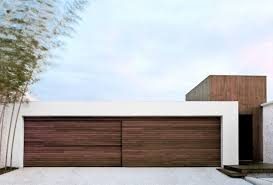 modern garage doors for better exterior access traba homes
