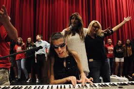 Blind Piano Player Musical Genius Takes The Stage At Bbchs Local News Daily