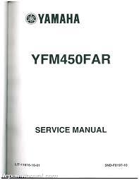 yamaha kodiak 450 owners manual 28 images 2003 2006 yamaha