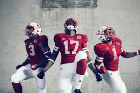 Nebraska Huskers Baby Clothes Adidas Unveils Husker Alternate Throwback Uniforms For 2017 Game