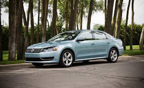 2012 volkswagen passat tdi se road test review car and driver