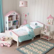 toddler boy room ideas on a budget white solid wood sliding bed