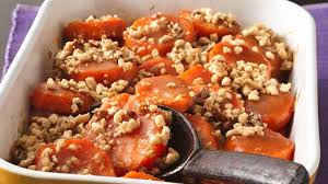 candied sweet potatoes recipe bettycrocker