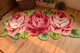 Flower Bath Rug Shabby Chic Bath Rug How To Buy The Best Quality Shabby Chic