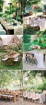Backyard Wedding Centerpiece Ideas Awesome Small Backyard Wedding Reception Ideas Ideas Styles