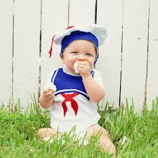 kids halloween clothes fourth of july 4th stay puft baby costume toddler