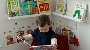 coin lecture chambre aménager un coin lecture pour bébé