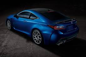 lexus rc release date lexus rc f carbon package detailed in new images