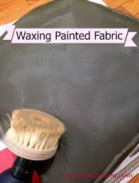 Where To Buy Upholstery Fabric Spray Paint How To Paint Fabric To Make It Look Like Leather Paint Fabric