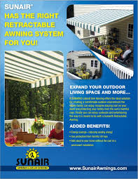 Sunair Retractable Awnings Awning Systems Aes Hearth U0026 Patio Newville U0026 Camp Hill Pa