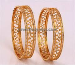 bracelet gold patterns images Designer fancy gold bangles latest jewellery designs indian jpg
