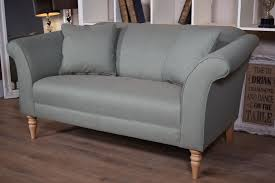 Duck Egg Blue Sofas Uk Molly 2 Seater Sofa Duck Egg Blue Oslo Grey Out Of Stock
