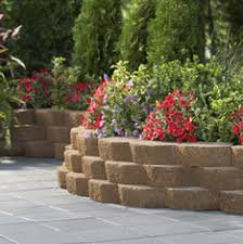 Lowes Garden Rocks Shop Pavers Retaining Walls At Lowes