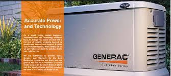 100 generac guardian series white electric company