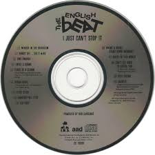 cd album the english beat i just can u0027t stop it i r s usa